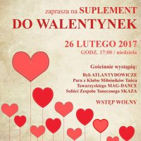 "Atlantyda i ""Suplement do Walentynek"""